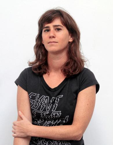 A artista gaúcha Romy Pocztaruk