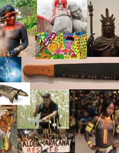 Ameríndia, Arte e Vidas Indígenas - Despina 2018